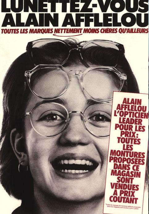 e61bcb5882d33 «Somos fãs da Afflelou», a primeira campanha de envergadura nacional  uma  iniciativa acolhedora com o objetivo de desdramatizar o uso de óculos  graduados.