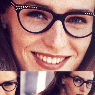 e86f225f304ca ... pelo dinheiro» e por fim aquela do serviço e do retorno ao produto e à  Euro RSCG  «Os seus óculos numa hora», «O contrato livre de lentes de  contacto».